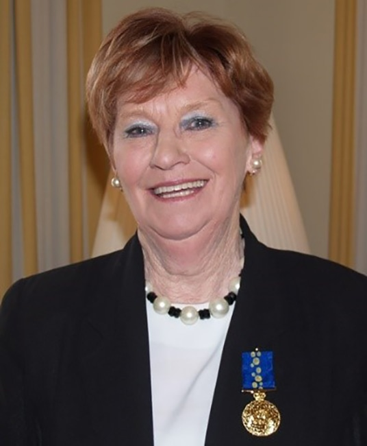 Image of Marie Little OAM