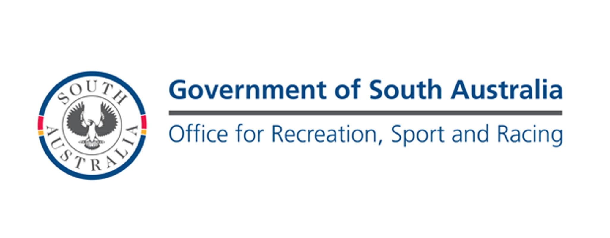 Office for Recreation Sport and Racing logo
