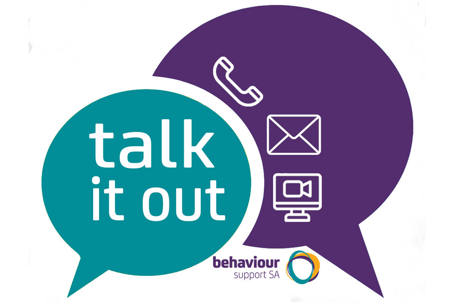 Talk It Out logo