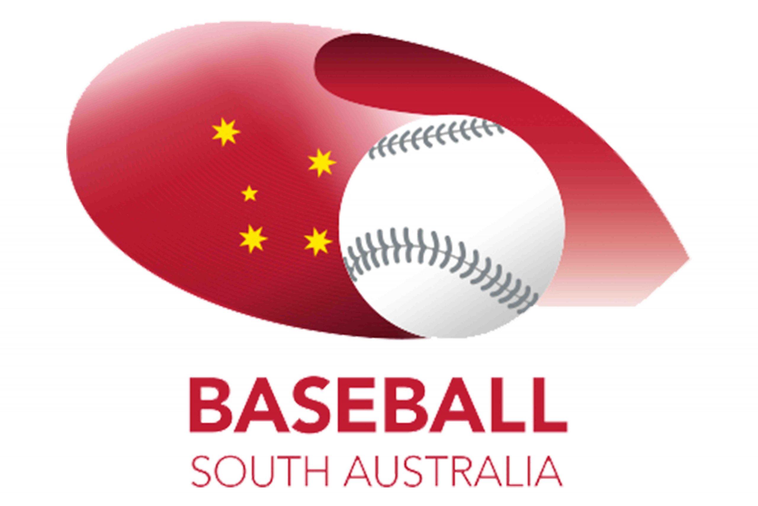 Baseball South Australia logo on a white background