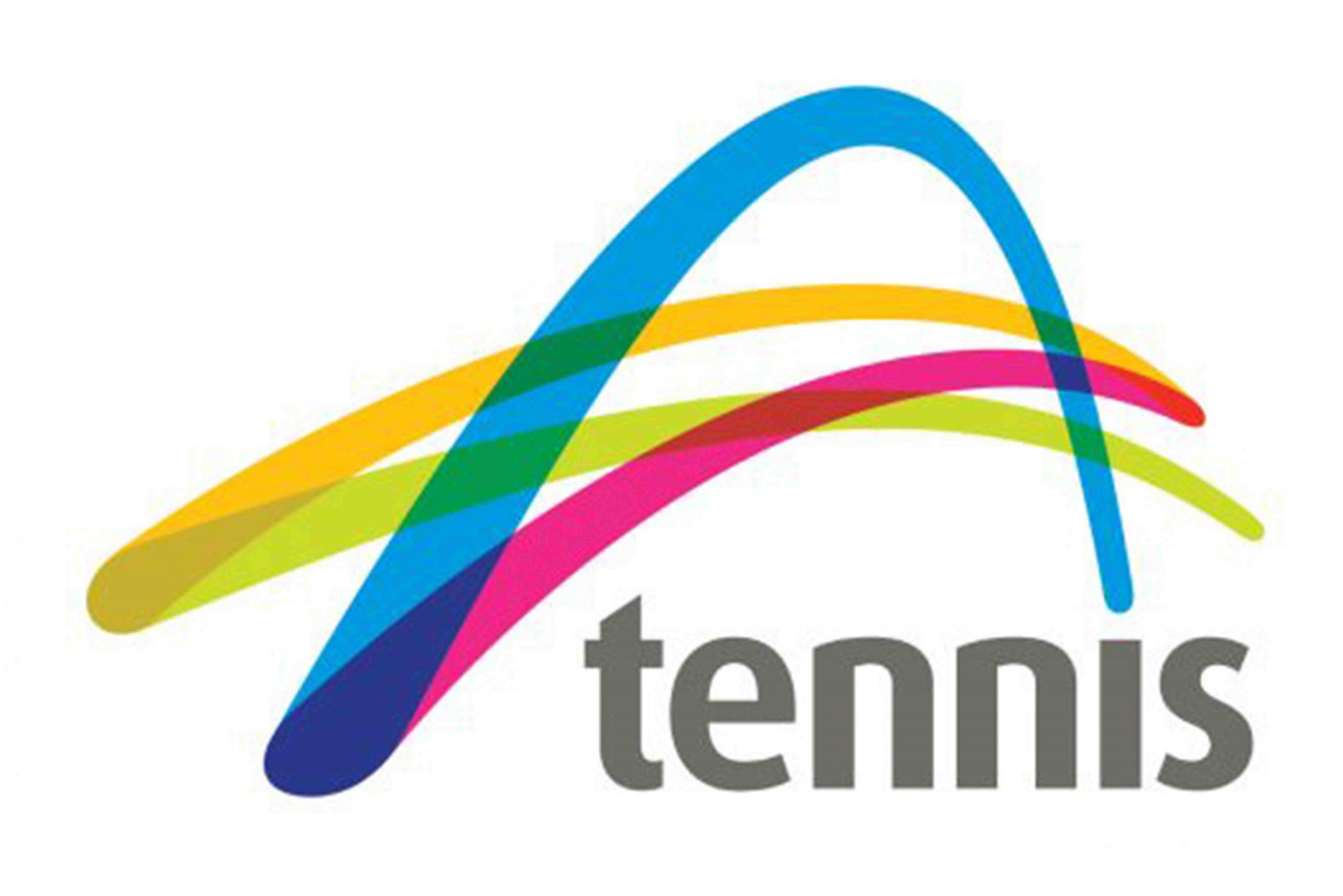 Tennis SA logo on a white background
