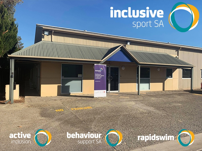 Image of the Inclusive Sport SA offices at 71 Bacon Street, Hindmarsh.